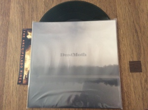 "Dust Moth - Dragon Mouth CD & 12"" EP from The Mylene Sheath"